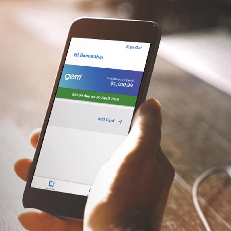 Latitude – Gem Visa App Launch – eDM + Landing Page Concept